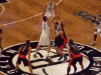 First ever opening tip in Brooklyn Nets history 11-4-12